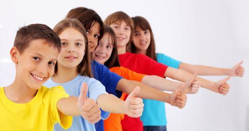 картинки радостные дети
